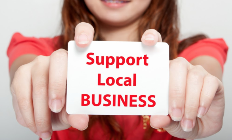 4 Reasons to Support Local Business