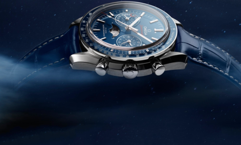 Stylish and Trending Luxury Style Omega Moon Watches